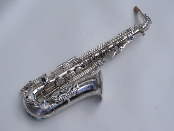 saxophone alto Selmer Balanced Action argenté gravé (16)