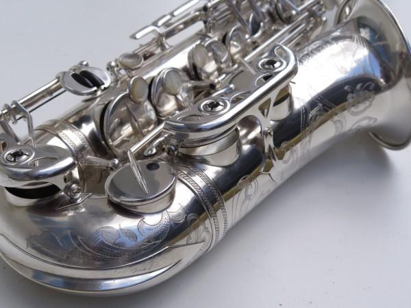 saxophone alto Selmer Balanced Action argenté gravé (2)
