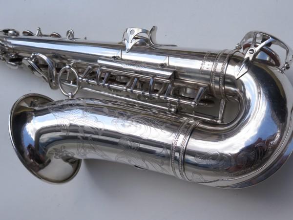 saxophone alto Selmer Balanced Action argenté gravé (5)