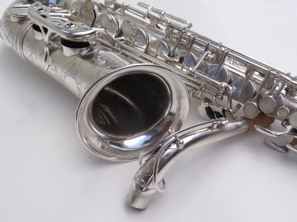 saxophone alto Selmer Balanced Action argenté gravé (6)