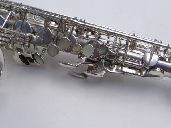 saxophone alto Selmer Balanced Action argenté gravé (7)