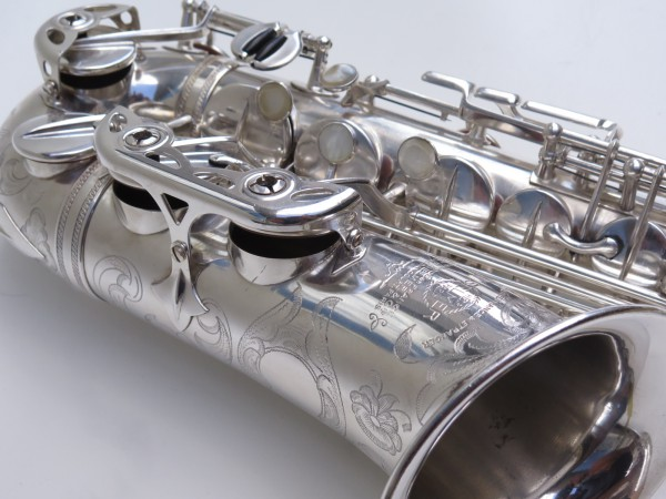 saxophone alto Selmer Balanced Action argenté gravé (8)