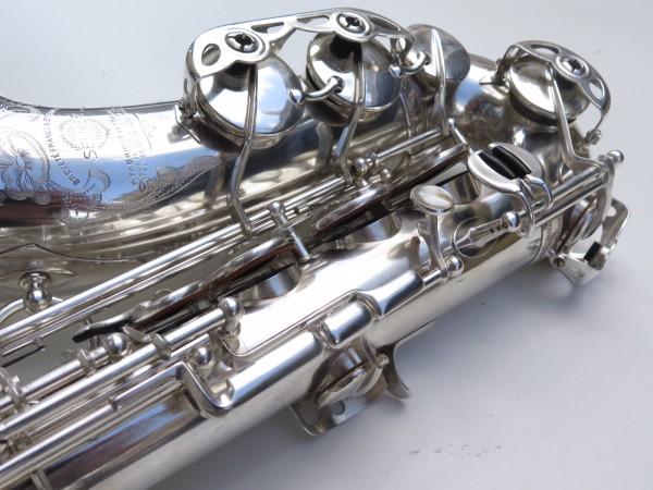 saxophone alto Selmer Balanced Action argenté gravé (9)