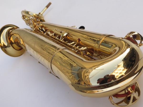 Saxophone baryton Yamaha YBS 62 verni gravé (5)