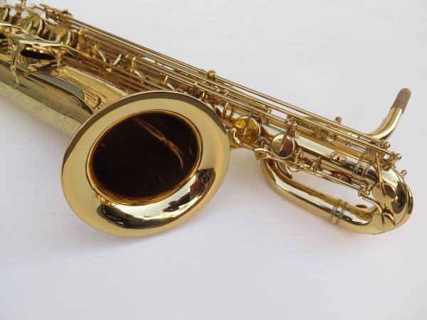 Saxophone baryton Yamaha YBS 62 verni gravé (6)