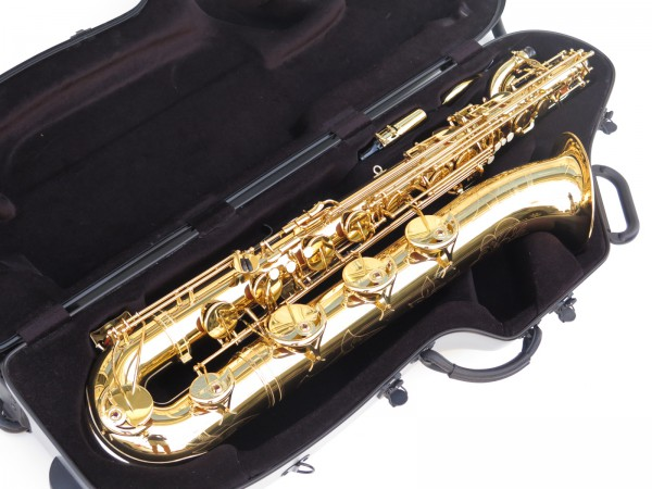 Saxophone baryton Yamaha YBS 62 verni gravé (8)