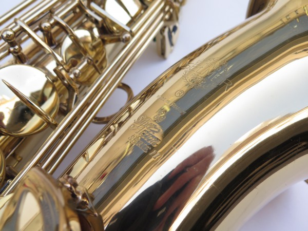 Saxophone ténor Selmer Super Action 80 SA80 Série 2 verni (10)