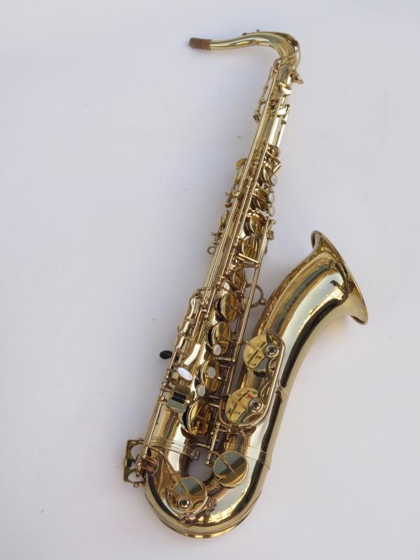 Saxophone ténor Selmer Super Action 80 SA80 Série 2 verni (3)