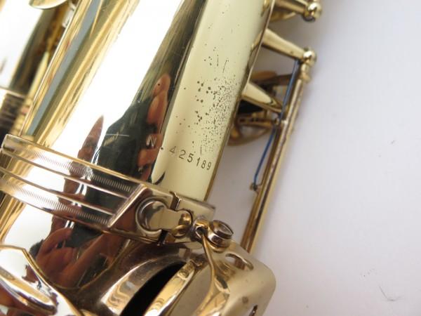 Saxophone ténor Selmer Super Action 80 SA80 Série 2 verni (8)