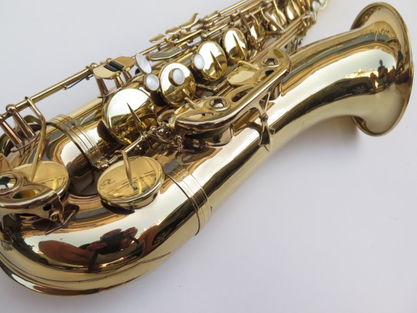 Saxophone ténor Selmer Super Action 80 SA80 Série 2 verni (9)