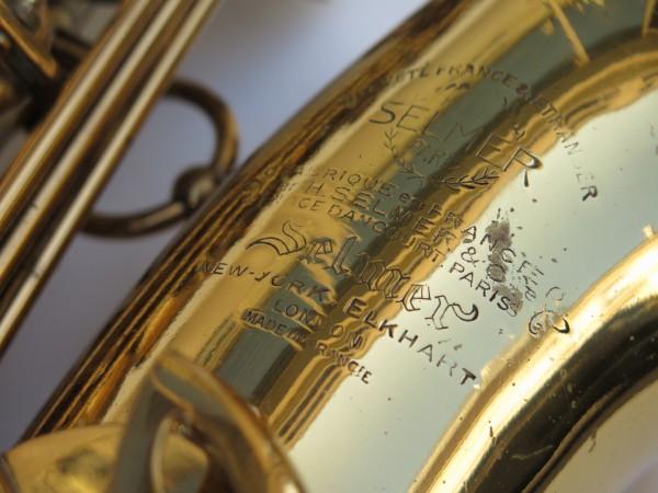 saxophone alto Selmer Mark 6 verni (12)