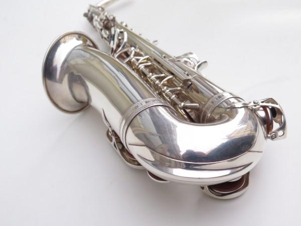 Saxophone alto Selmer balanced action argenté (7)