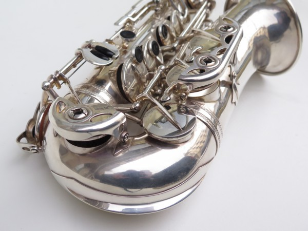 Saxophone alto Selmer balanced action argenté (9)