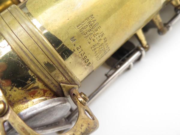 Saxophone ténor Selmer mark 6 (14)