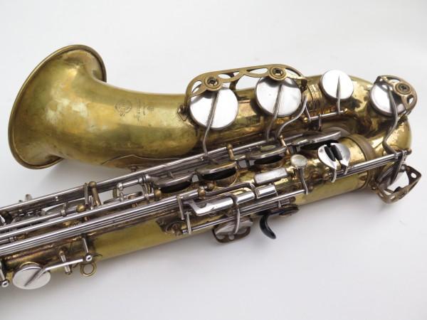 Saxophone ténor Selmer mark 6 (2)