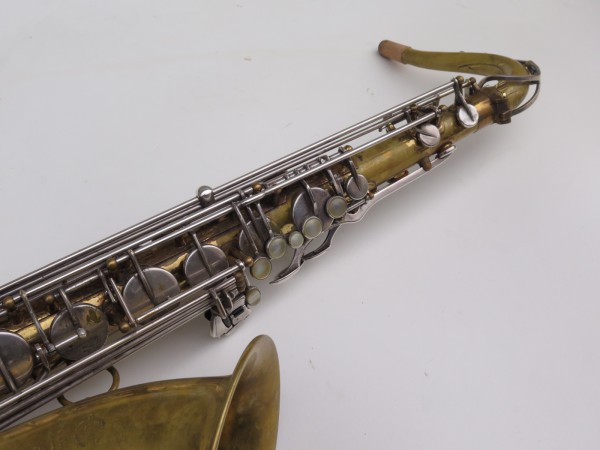 Saxophone ténor Selmer mark 6 (9)