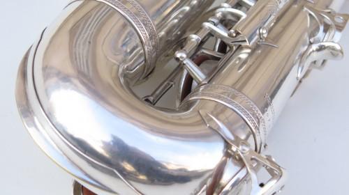 Saxophone alto Selmer Balanced Action argenté (1)