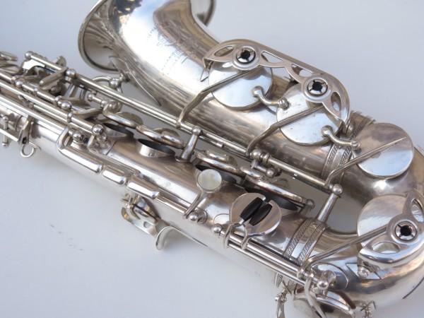Saxophone alto Selmer Balanced Action argenté (3)