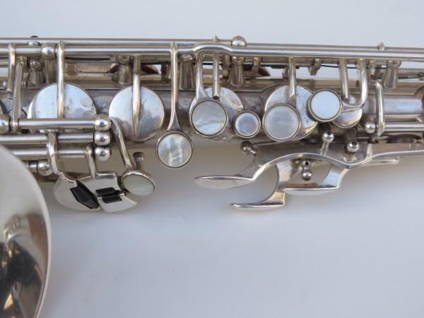 Saxophone alto Selmer Balanced Action argenté (6)