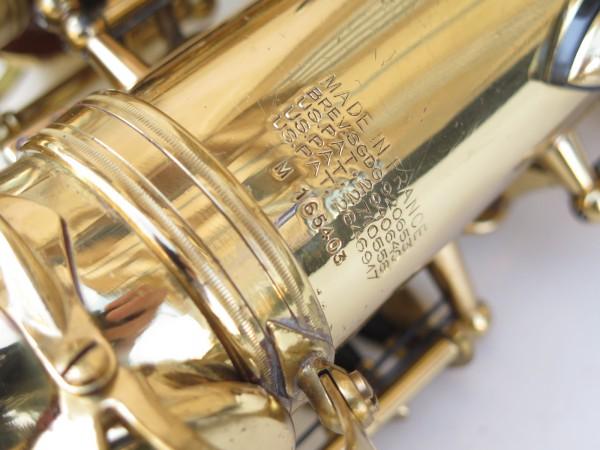 Saxophone alto Selmer Mark 6 verni (5)