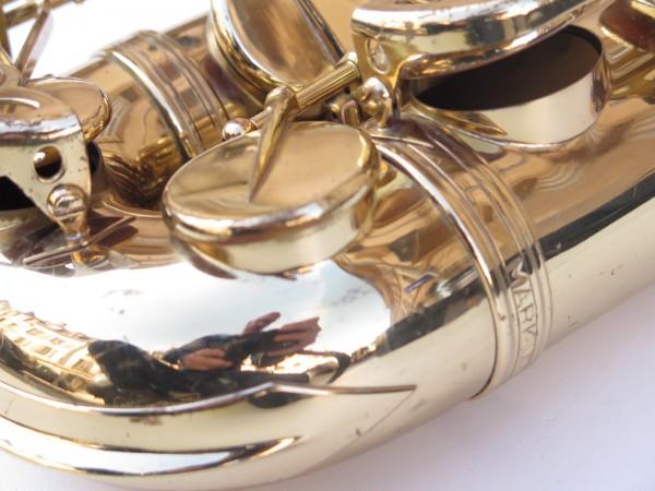 Saxophone alto Selmer Mark 6 verni (9)