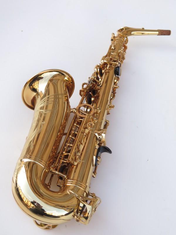 Saxophone alto Selmer Super Action 80 Serie 2 Firebird (12)