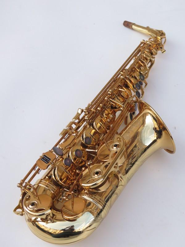 Saxophone alto Selmer Super Action 80 Serie 2 Firebird (13)