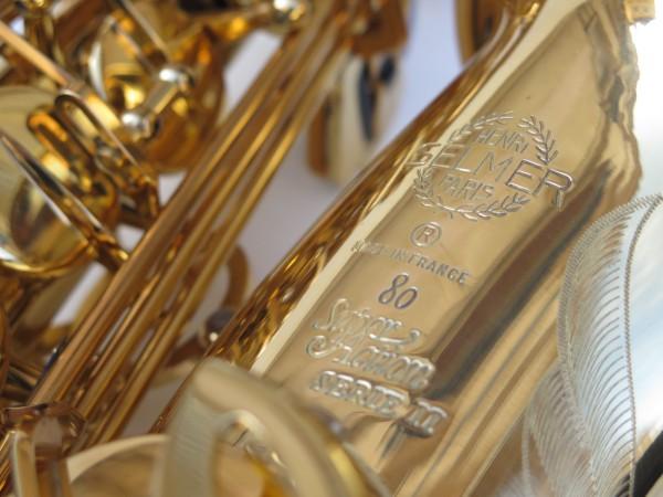 Saxophone alto Selmer Super Action 80 Serie 2 Firebird (2)
