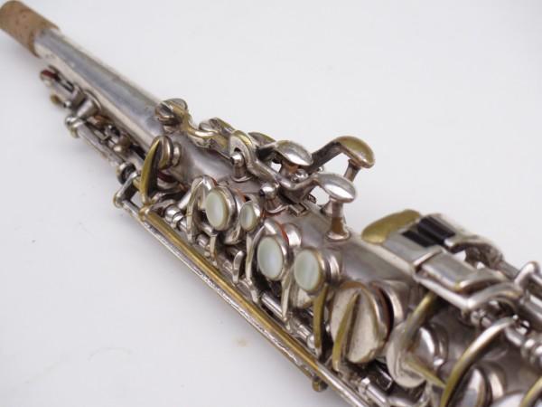 Saxophone soprano Martin argenté (1)