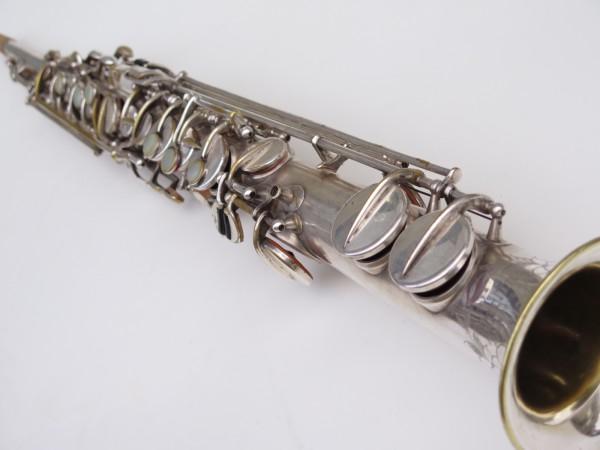 Saxophone soprano Martin argenté (5)