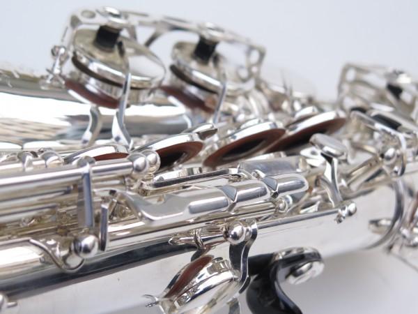 Saxophone alto Selmer Mark 6 argenté (10)