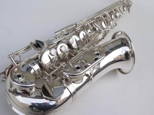 Saxophone alto Selmer Mark 6 argenté (15)
