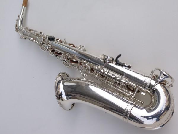 Saxophone alto Selmer Mark 6 argenté (16)