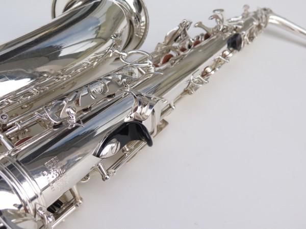 Saxophone alto Selmer Mark 6 argenté (17)