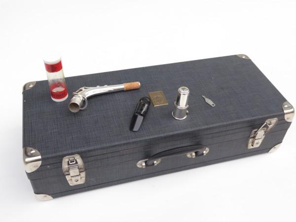 Saxophone alto Selmer Mark 6 argenté (2)