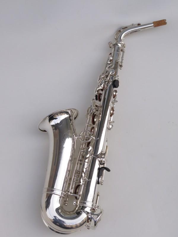 Saxophone alto Selmer Mark 6 argenté (7)