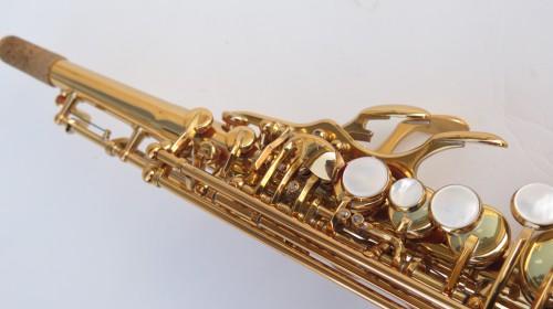 Saxophone soprano Yamaha YSS82 Custom Z verni (1)