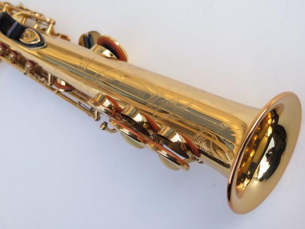 Saxophone soprano Yamaha YSS82 Custom Z verni (10)