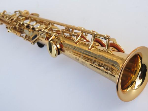 Saxophone soprano Yamaha YSS82 Custom Z verni (11)