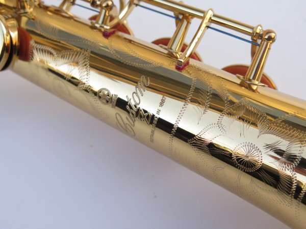 Saxophone soprano Yamaha YSS82 Custom Z verni (12)