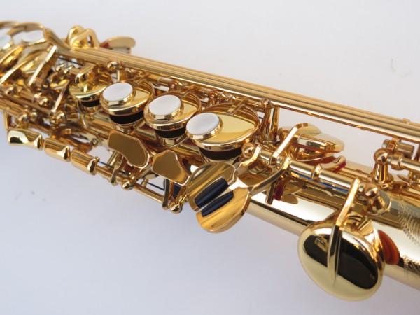 Saxophone soprano Yamaha YSS82 Custom Z verni (13)