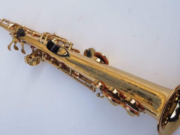 Saxophone soprano Yamaha YSS82 Custom Z verni (2)
