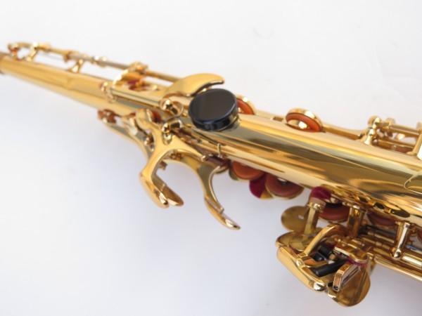 Saxophone soprano Yamaha YSS82 Custom Z verni (3)
