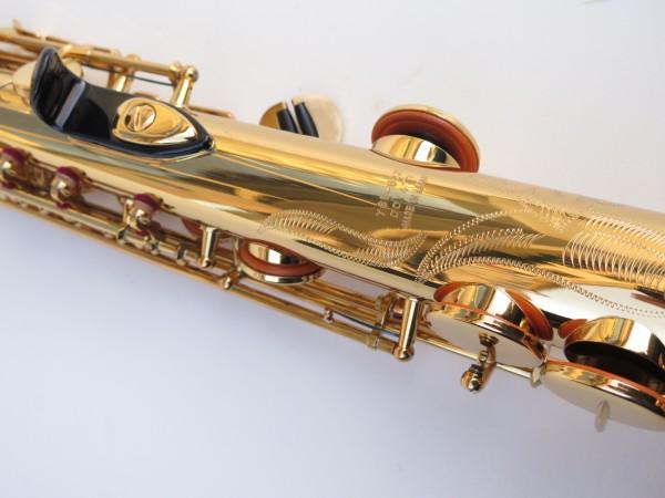 Saxophone soprano Yamaha YSS82 Custom Z verni (4)