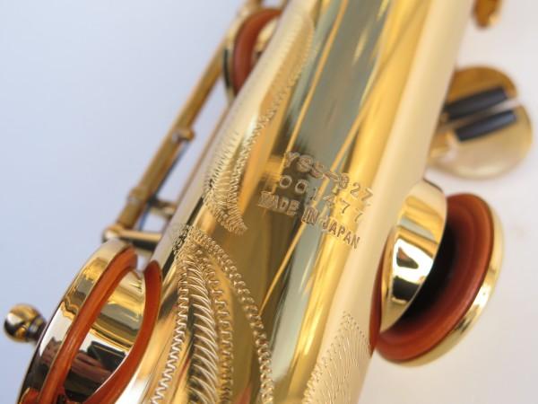 Saxophone soprano Yamaha YSS82 Custom Z verni (5)