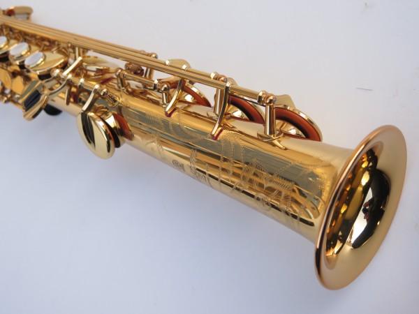 Saxophone soprano Yamaha YSS82 Custom Z verni (7)