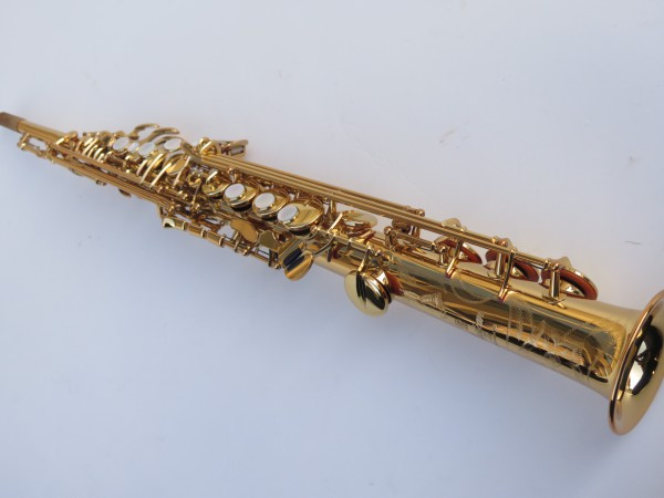 Saxophone soprano Yamaha YSS82 Custom Z verni (8)