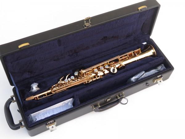 Saxophone soprano Yamaha YSS82 Custom Z verni (9)
