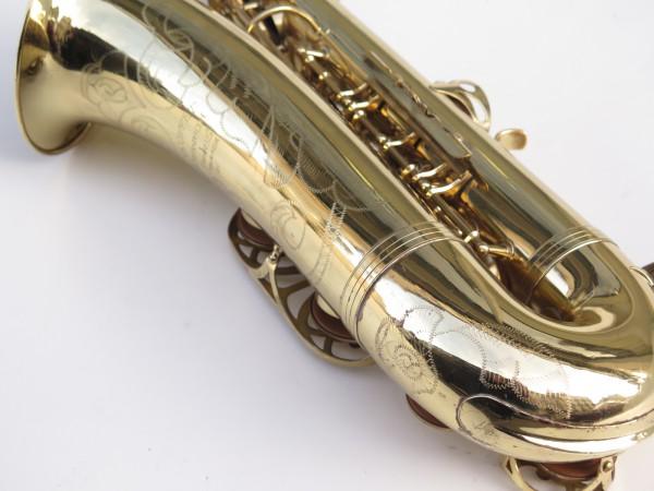 Saxophone ténor Buffet Crampon Super Dynaction verni (10)