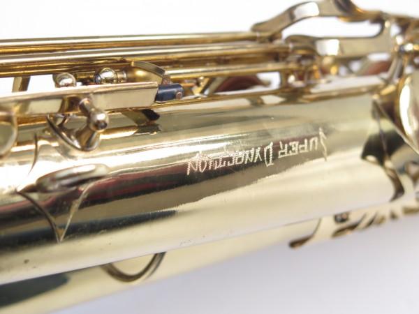 Saxophone ténor Buffet Crampon Super Dynaction verni (13)